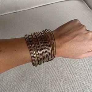 Bangle Wrist Cuff